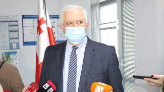 Амиран Гамкрелидзе. Фото newsgeorgia.ge