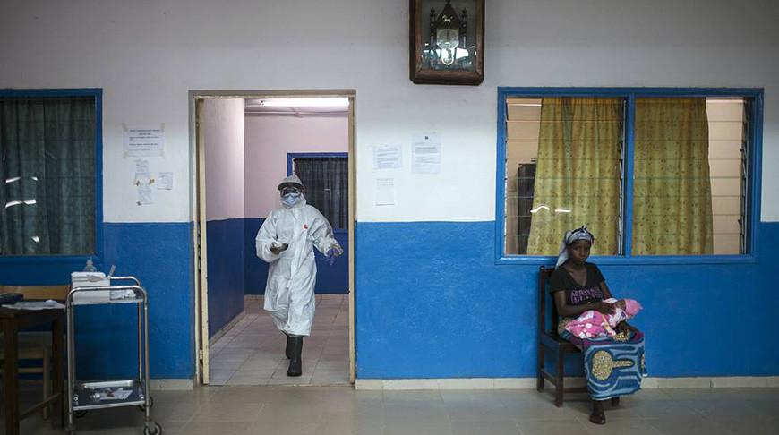В Гвинее возросло количество заболевших лихорадкой Эбола