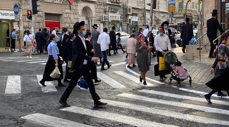 На улицах Иерусалима. Фото  DW