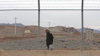 Территория завода по обогащению урана в Натанзе. Фото  Reuters