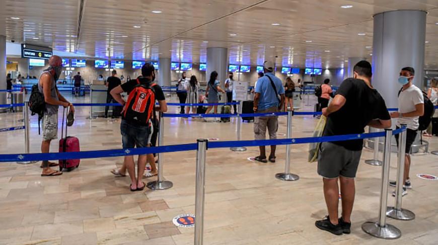 Аэропорт имени Бен-Гуриона. Фото Flash90