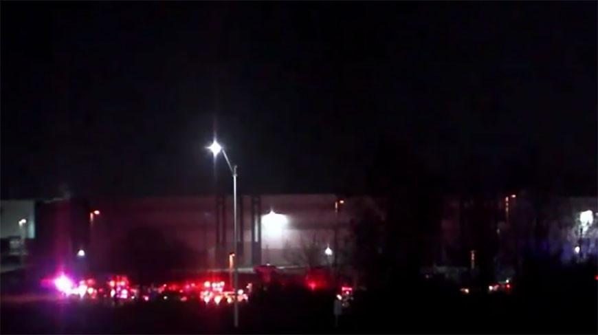 Место происшествия. Скриншот из видео