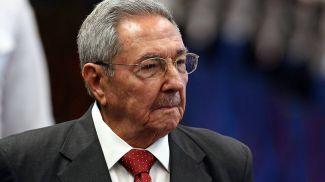 Рауль Кастро. Фото  EPA - EFE