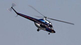 Вертолет Ми-2. Фото ТАСС (архив)