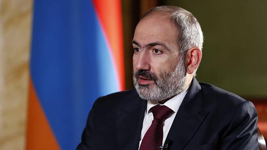Никол Пашинян. Фото пресс-службы правительства Армении