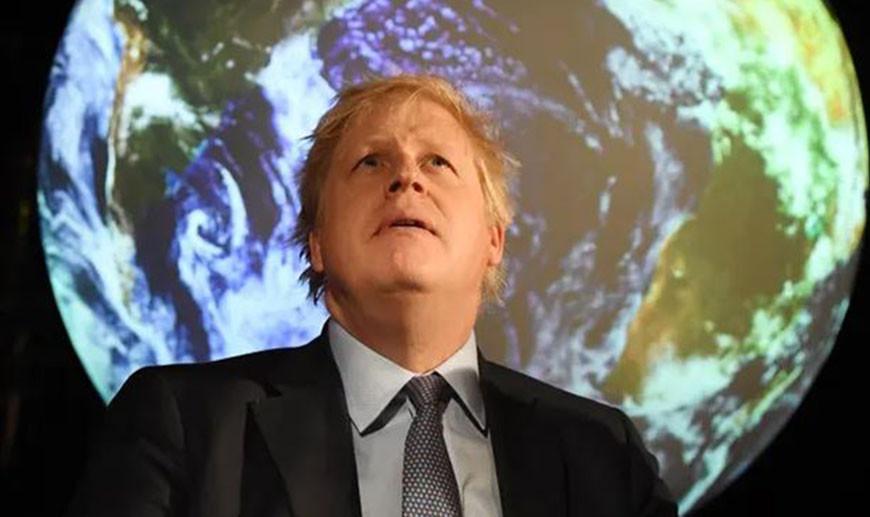 В Великобритании хотят к 2035 году сократить выбросы парниковых газов на 78%