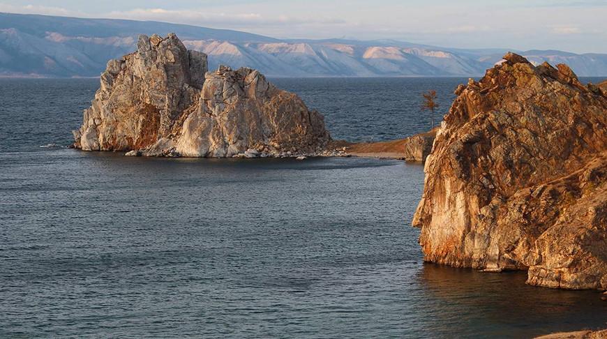 Озеро Байкал. Фото ТАСС
