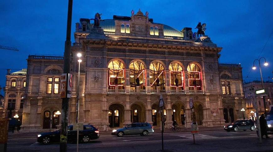Здание Венской государственной оперы. Фото  РИА Новости