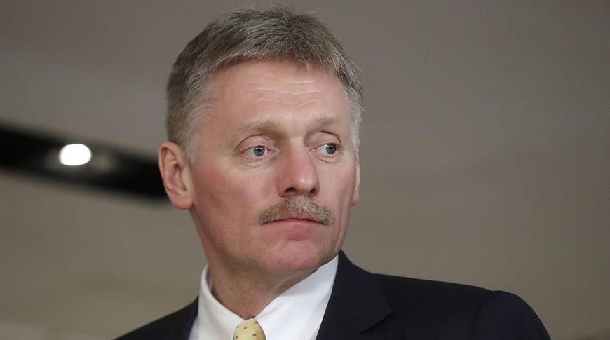 Масштаб заговора в Беларуси говорит о помощи со стороны другого государства - Песков