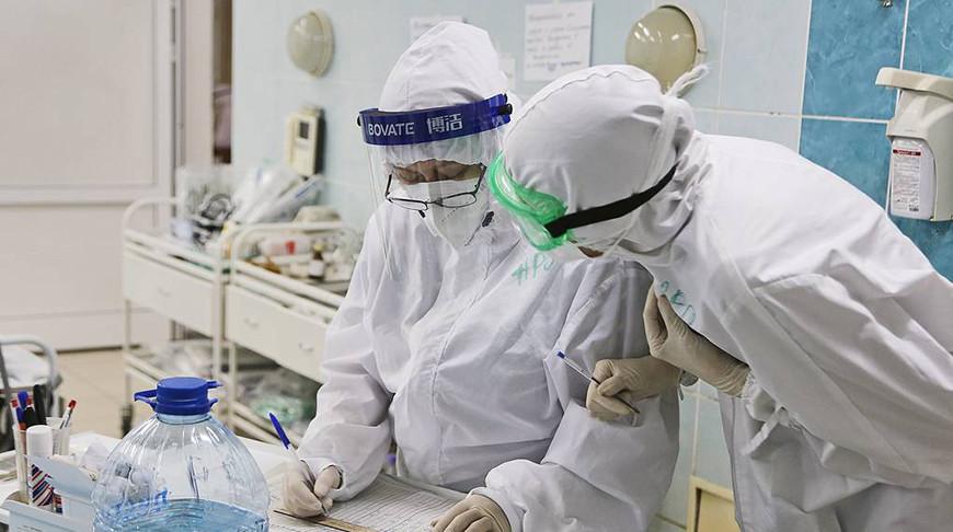 В России выявили 9270 случаев заражения коронавирусом за сутки