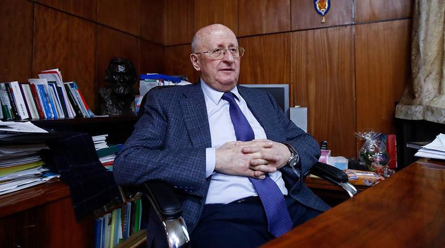 Директор Центра им. Гамалеи Александр Гинцбург. Фото ТАСС