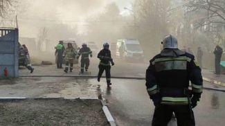 Фото ГУ МЧС РФ по Московской области