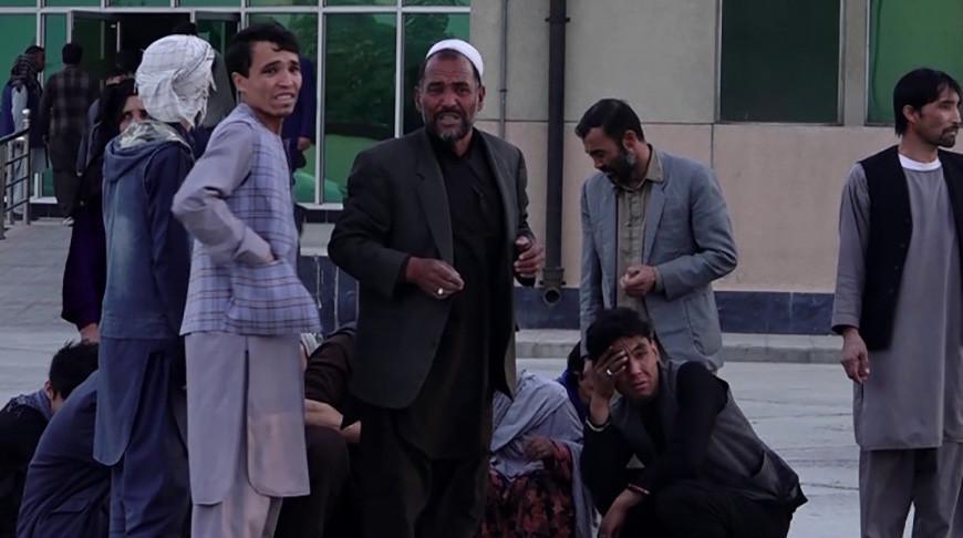 Число погибших при взрывах у школы в Кабуле возросло до 85
