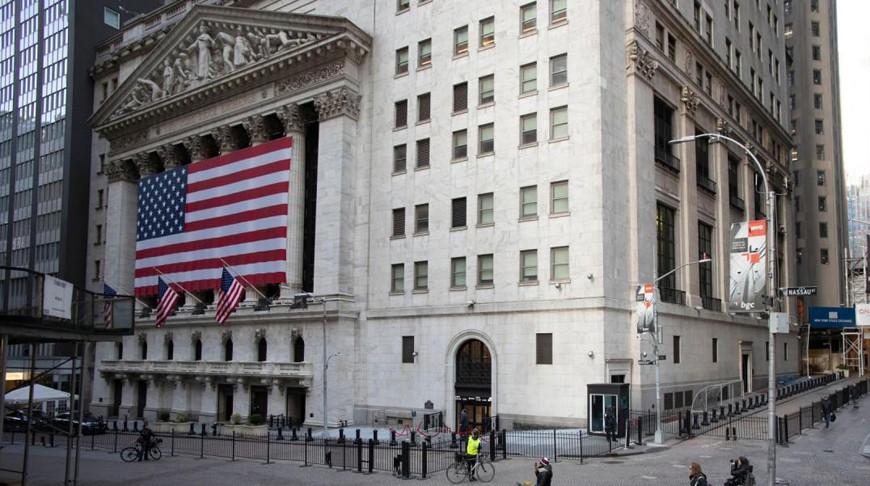 Торги на бирже Нью-Йорка завершились ростом