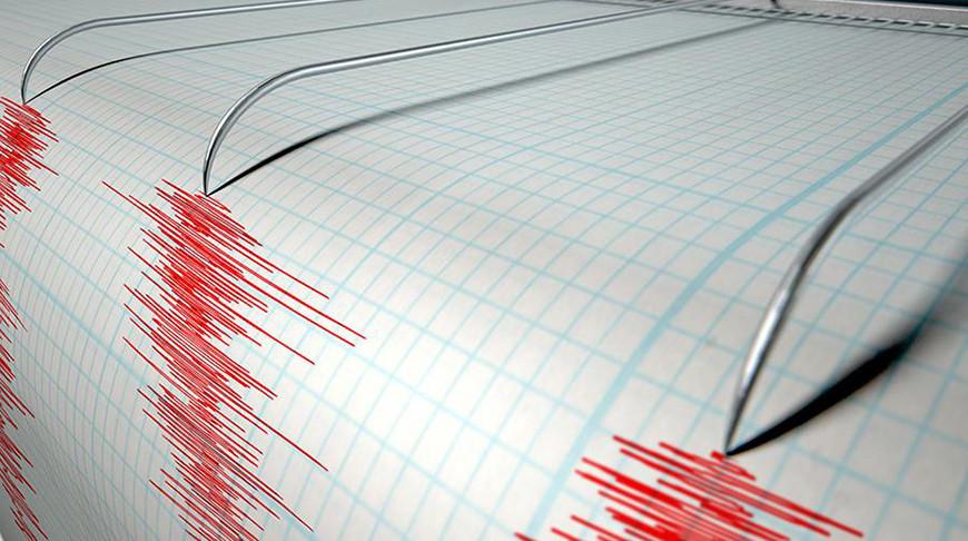 Землетрясение магнитудой 5,5 произошло в Тихом океане