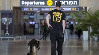 Аэропорт имени Бен-Гуриона. Фото из архива  AP