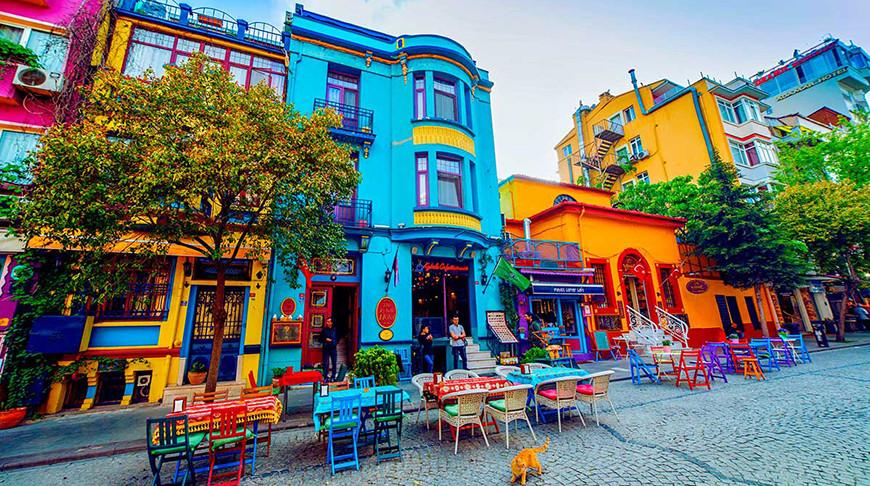 Стамбул. Фото Shutterstock/Fotodom