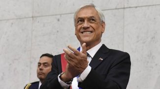 Себастьян Пиньера. Фото сс, Government of Chile