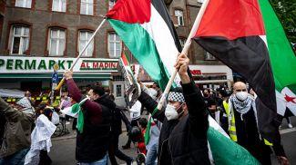 Участники акции в берлинском Нойкельне. Фото picture alliance