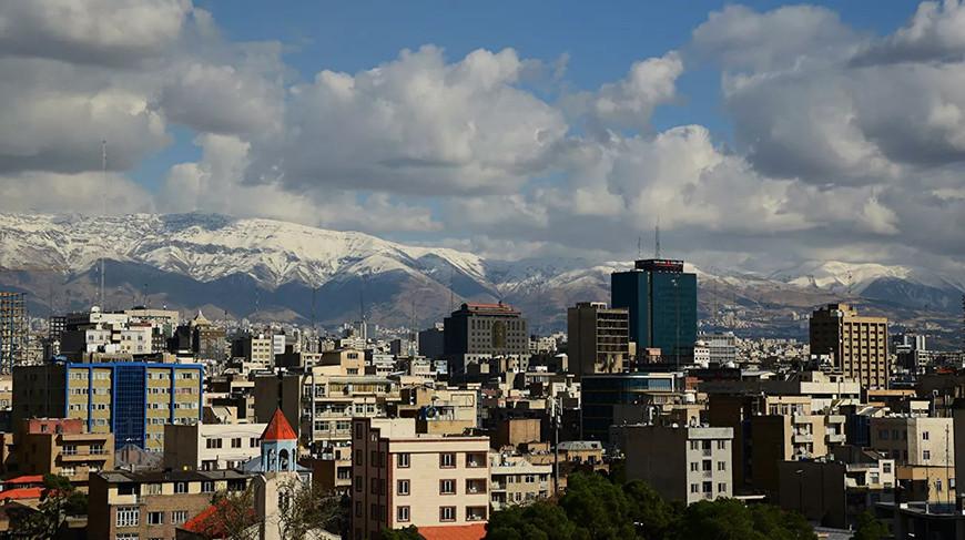 Тегеран. Фото  РИА Новости