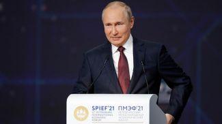 Владимир Путин. Фото AP