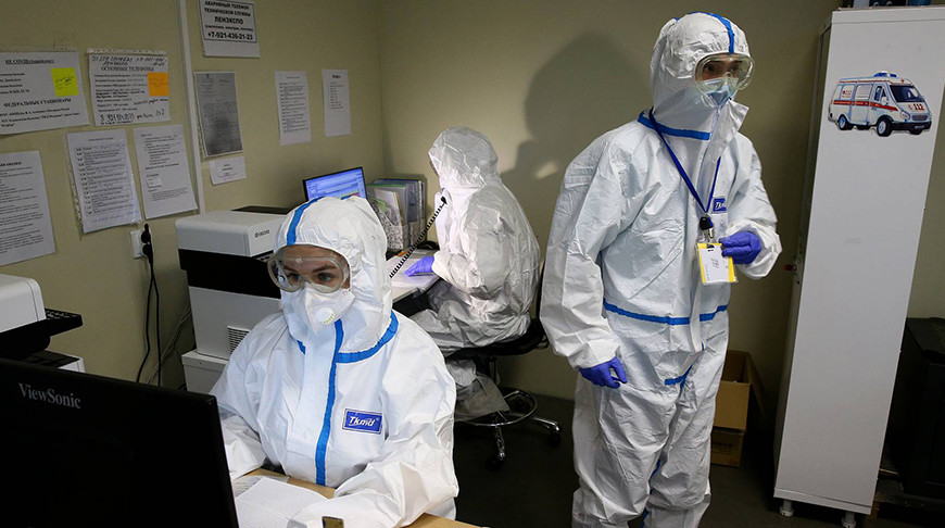 В России выявили 9429 заразившихся коронавирусом за сутки
