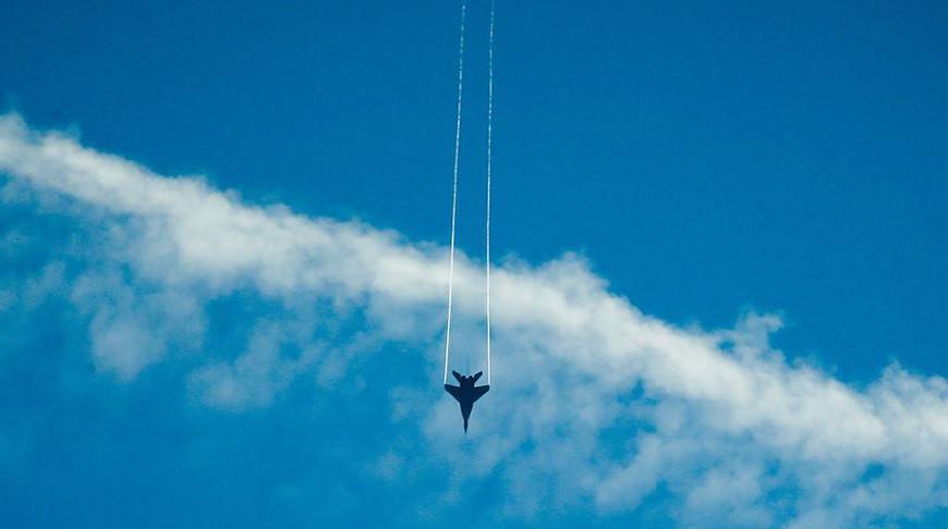 Самолет МиГ-29 ВВС Болгарии потерпел крушение в Черном море