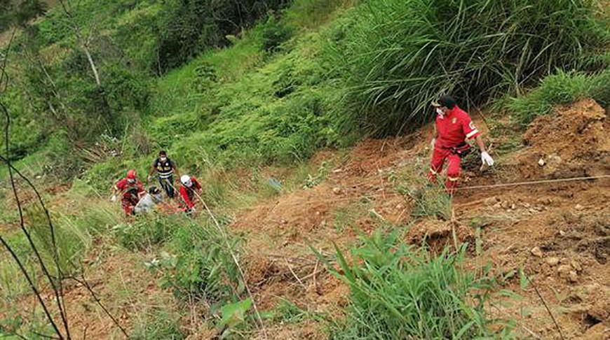 Автобусная авария в Перу унесла жизни 17 человек