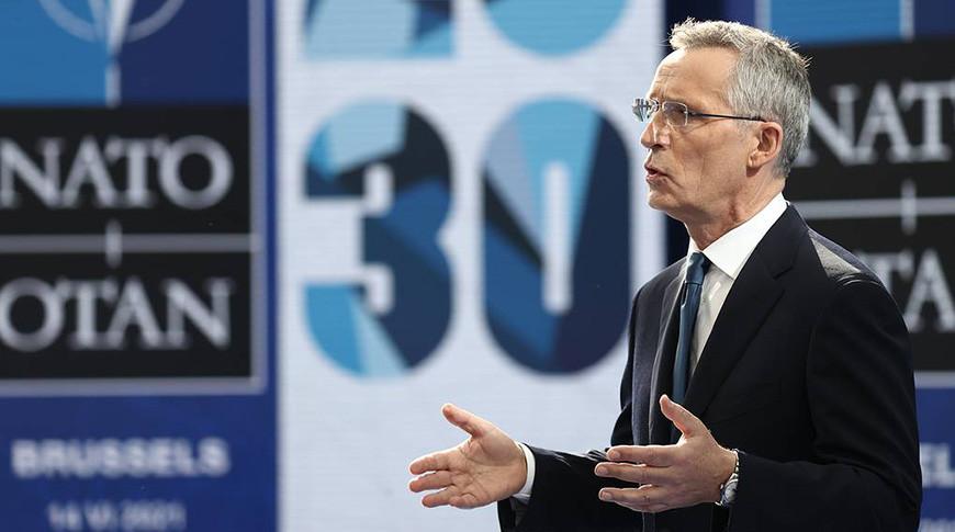 Генсек НАТО Йенс Столтенберг. Фото  EPA - EFE