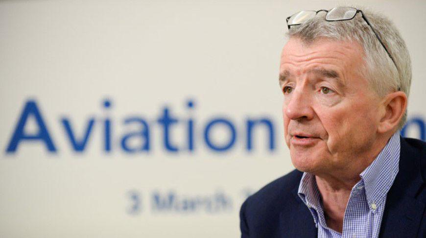 Майкл О'Лири. Фото Reuters