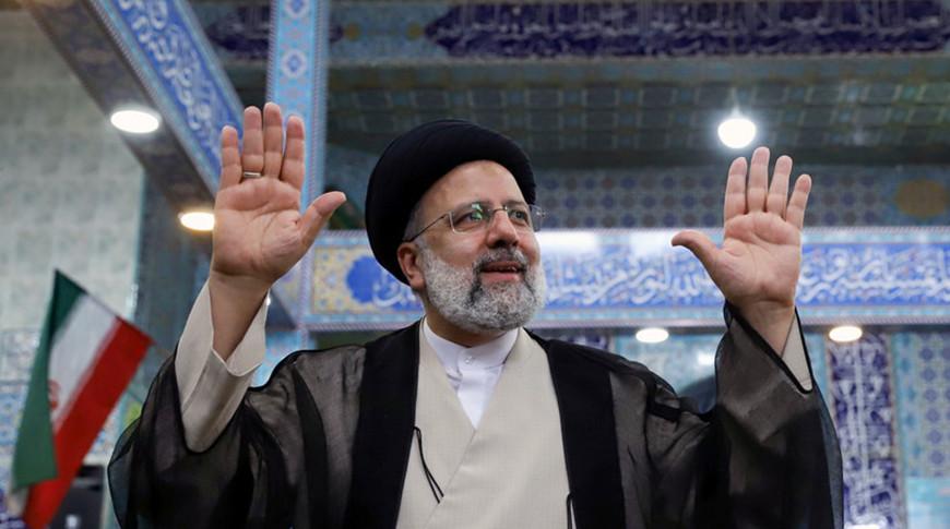 Эбрахим Раиси. Фото  Reuters