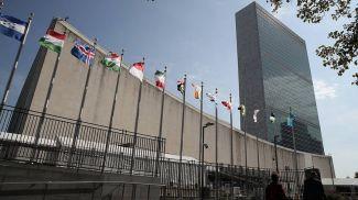 Штаб-квартира ООН. Фото ТАСС
