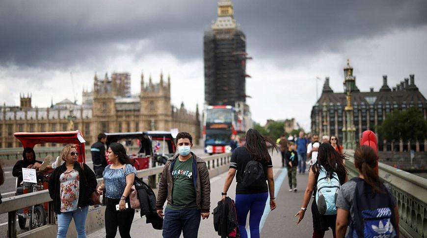 Лондон. Фото  Reuters