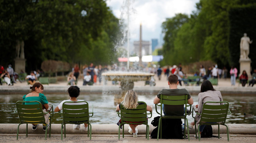 Во Франции доминирующим штаммом коронавируса стал 'дельта'