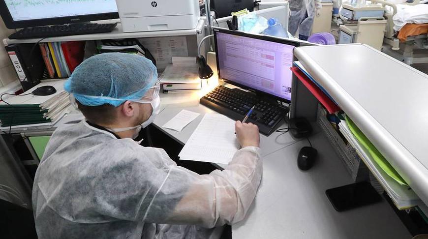В России выявили 25 033 заразившихся коронавирусом за сутки