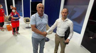 Геннадий Косован и Сергей Тофилат. Фото unimedia.info