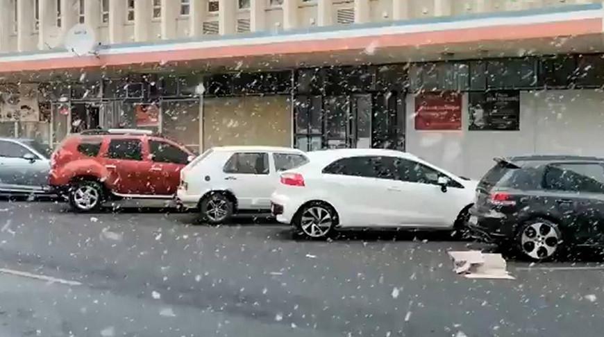 Скриншот видео НТВ