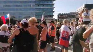 Скриншот из видео tasrtv.sk