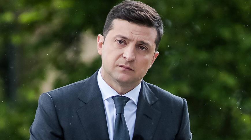 Владимир Зеленский. Фото ТАСС