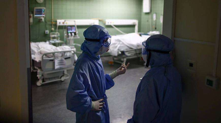 В России зафиксировали 819 смертей от коронавируса за сутки