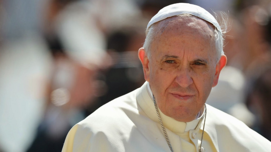 Папа римский призвал верующих привиться от COVID-19