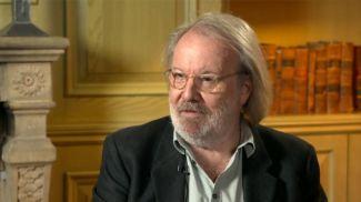Бенни Андерссон. Скриншот из видео SVT
