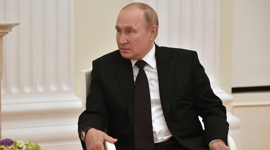 Фото пресс-службы Президента России - БЕЛТА