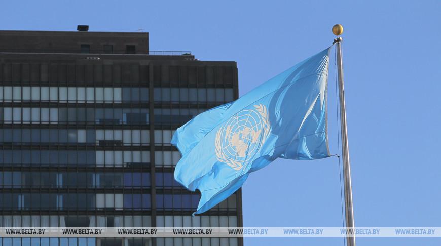 Первый гуманитарный рейс ООН после прихода к власти талибов прибыл в Кабул