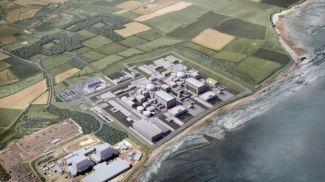 Проект АЭС Hinkley Point. Фото edfenergy.com