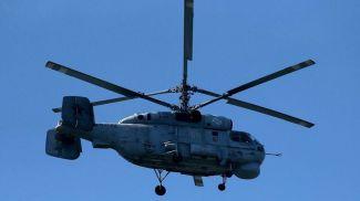 Вертолет Ка-27. Фото из архива ТАСС