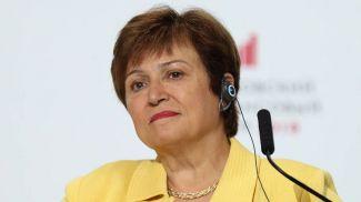 Кристалина Георгиева. Фото ТАСС