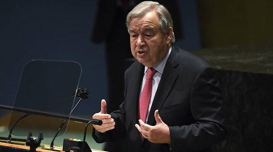 Генсек ООН: в Афганистане наступил переломный момент