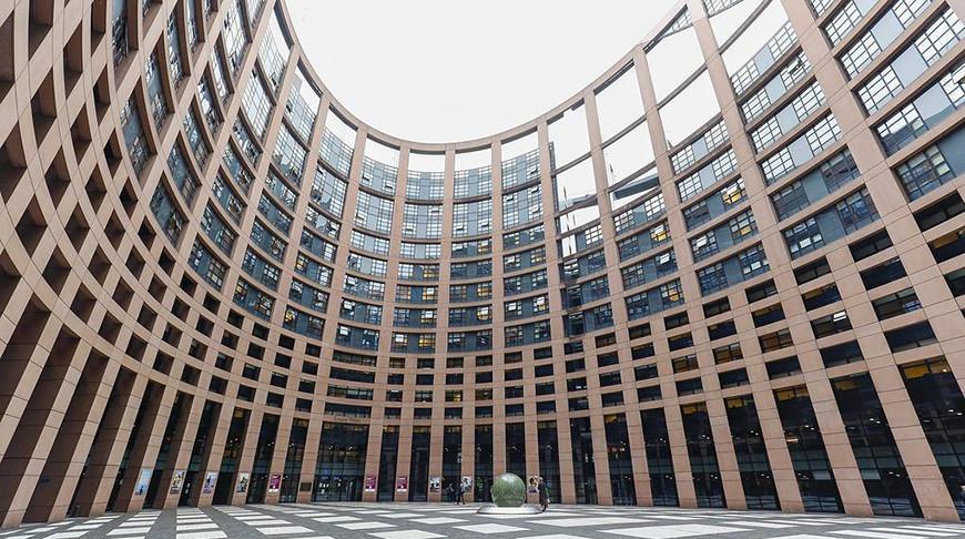 Европарламет. Фото Pool Photo via AP Photo