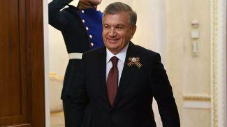 Шавкат Мирзиёев. Фото  РИА Новости
